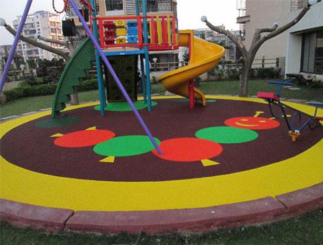 SBR Rubber Flooring EPDM Rubber Flooring Indoor Outdoor Rubber - Children's indoor play area flooring