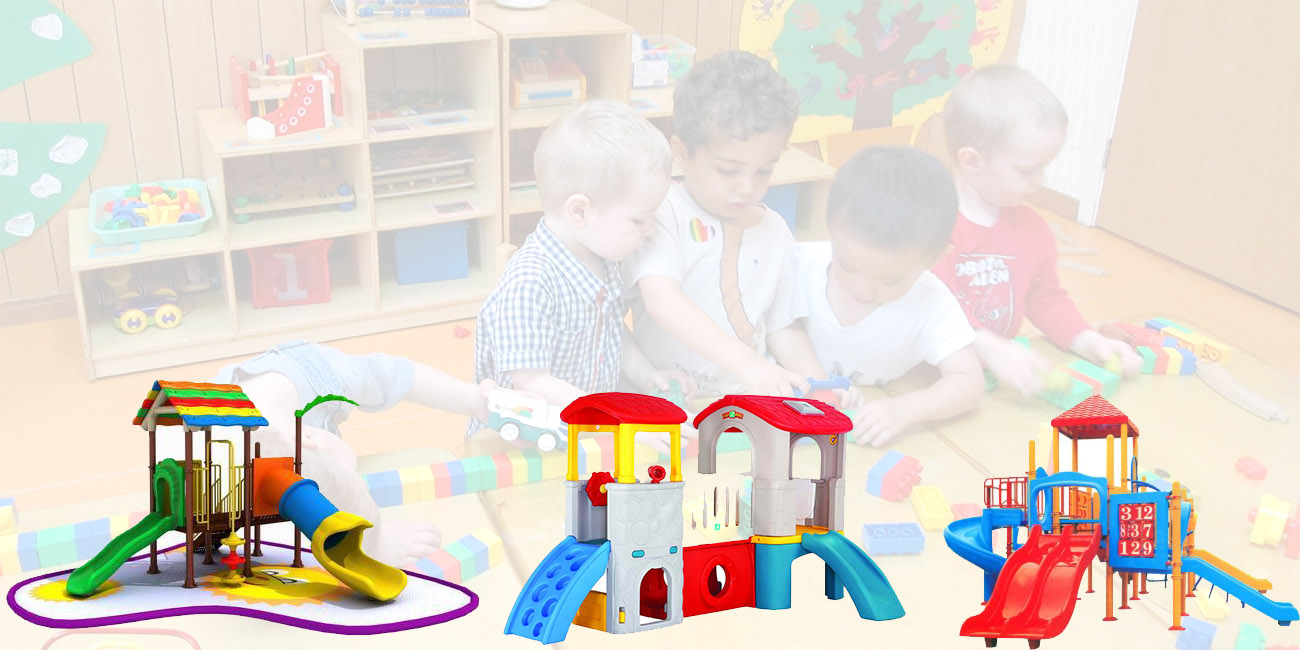 indoor playground manufacturers